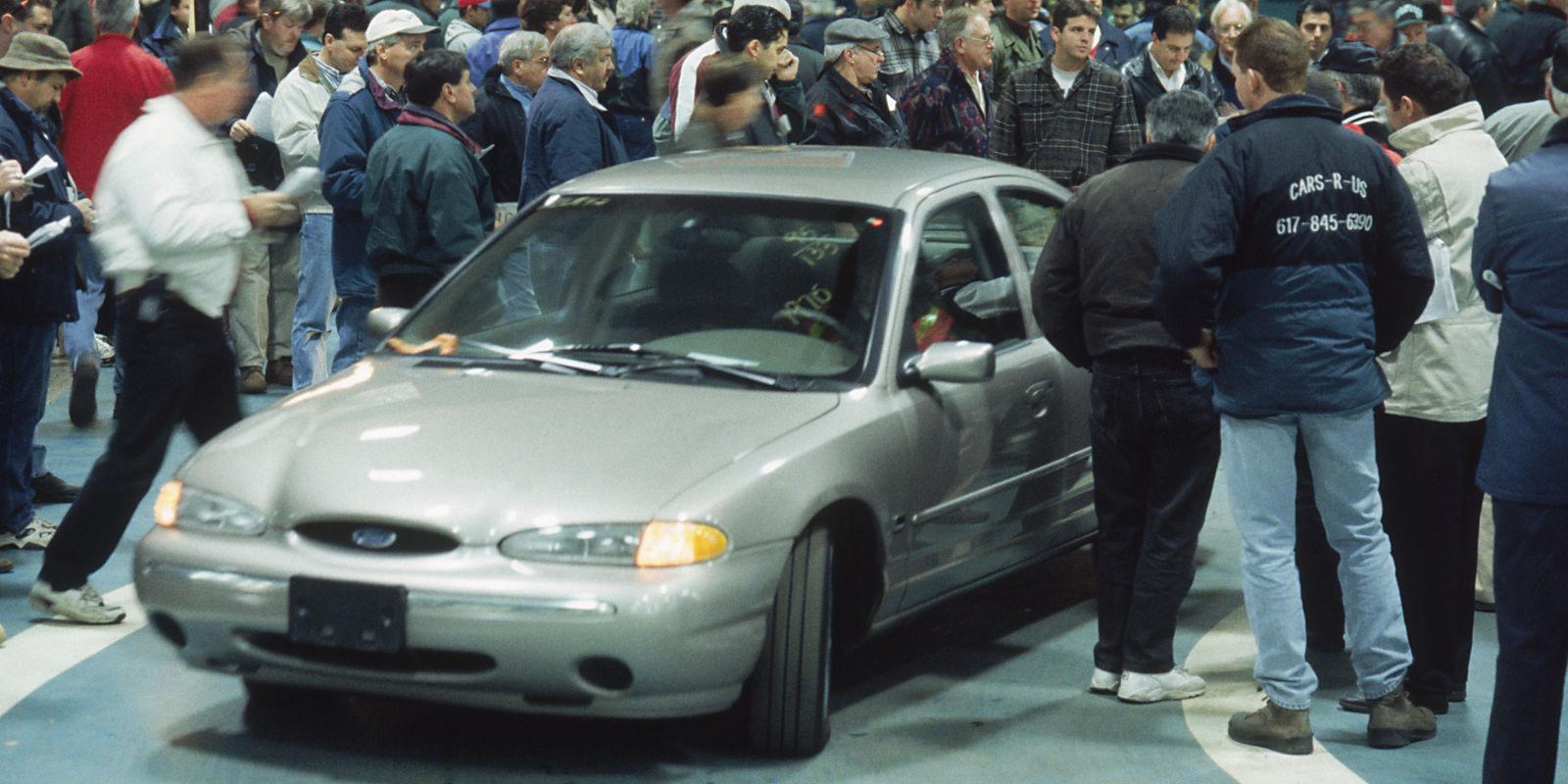 Como comprar carro em um leilão?