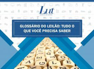 Ebook: Glossário do leilão: tudo o que você precisa saber
