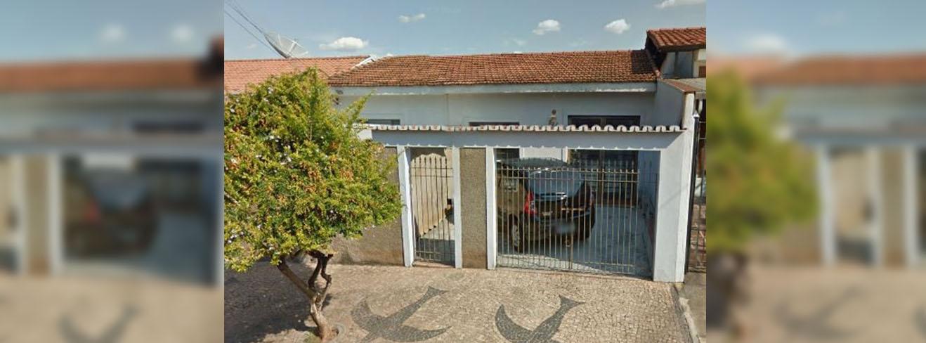 Leilão de casa residencial em Campinas – interior do Estado de São Paulo
