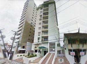 Leilão de apartamento em Santos