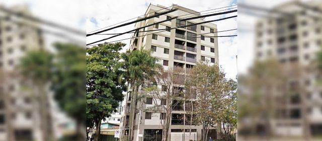 Leilão de espaçoso apartamento em São José dos Campos